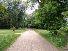 Seufzerallee Schlosspark Pankow