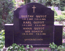 Familiengrab Guyot