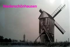 Niederschönhausen Mühle Pickenhagen