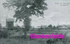 Mühle in Blankenfelde bei Pankow