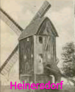 Mühle Pankow Heinersdorf