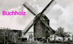 Mühle in Buchholz Pankow