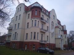Ehemaliges Pankower Park-Sanatorium Breite Straße 32 heute Dusekestraße