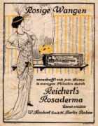 Reklame,E.Reichert's Rosaderma