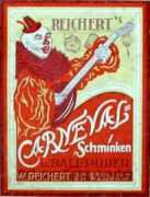 Reklame,E.Reichert's Carneval-Schmiken