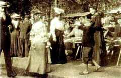 Wochenmarkt Pankow