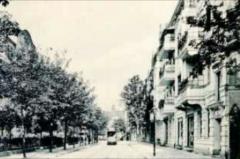Siemensbahn in der Kreuzstraße Pankow