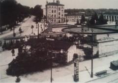 Betriebshof Niederschönhausen um 1920