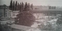Betriebshof Niederschönhausen 1960