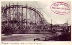 Traumland Schönholz 1936