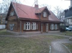 Gelehrtenheim Sommerhaus von Brose 1825 von Schinkel umgebaut