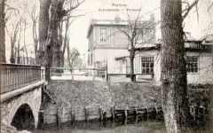 Pankgraf Schlossstraße in Pankow