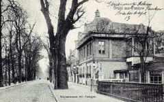 Ausflugslokal Pankgraf in Pankow um 1900