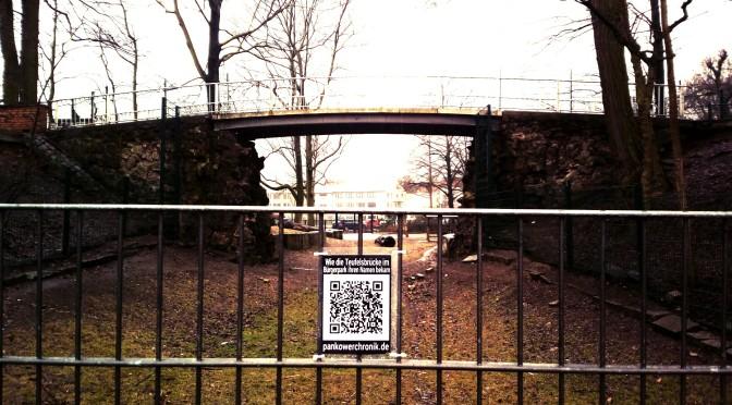 Wie die Teufelsbrücke  im Bürgerpark ihren Namen bekam