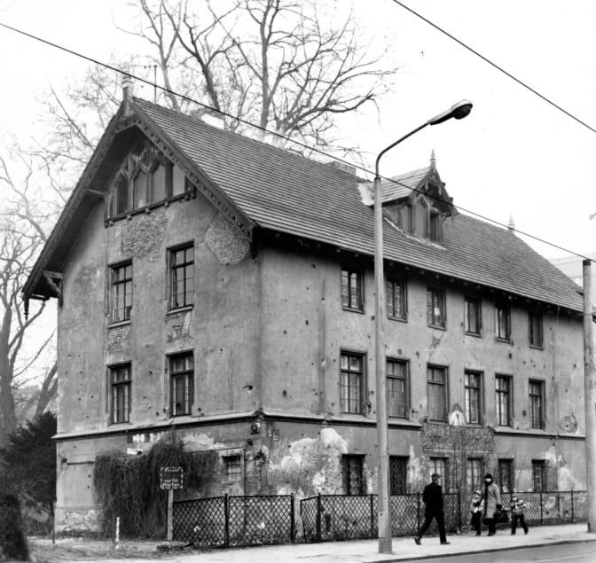 Wie das Holländerhaus zum Patrizierhaus wurde