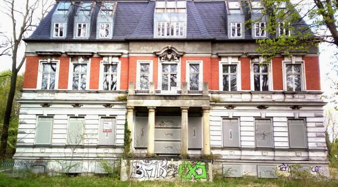 Die Villa vor Schönholz und der Borussia Park