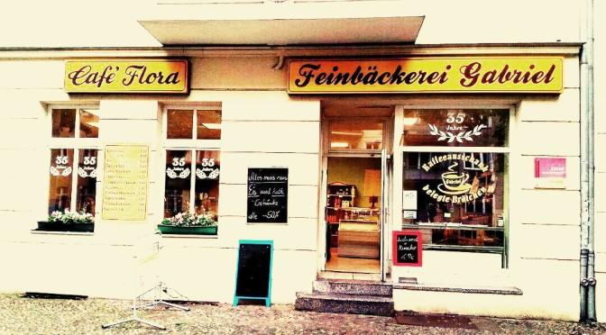 Der Ofen ist aus in Pankows ältester Bäckerei