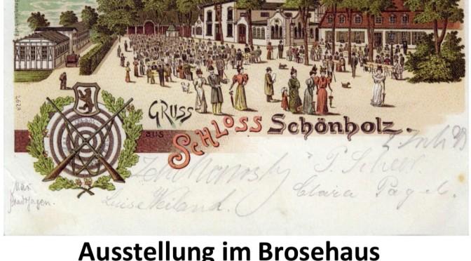 Ausstellung – Die Geschichte der Schönholzer Heide