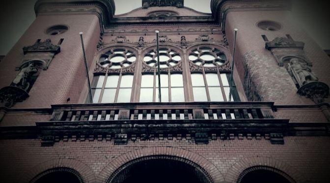 Das Rathaus Pankow