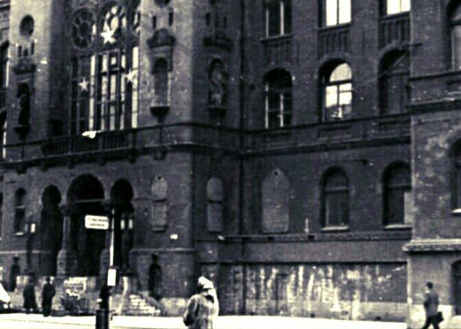 Das vergessene Zimmer im Rathaus Pankow