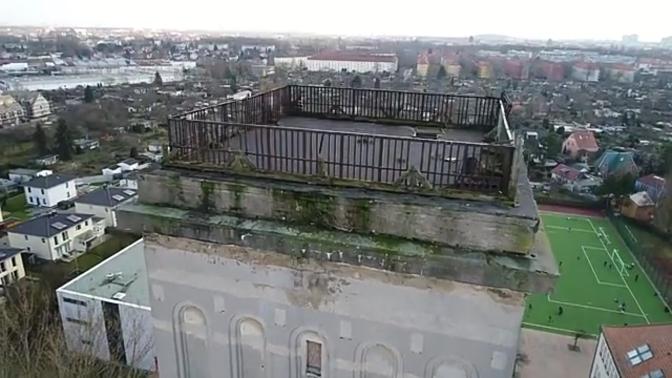 Luftraumüberwachung für Schloss Schönhausen