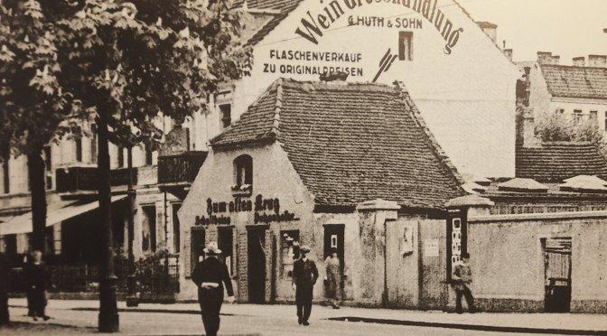 Alter Dorfkrug Pankow aufgetaucht