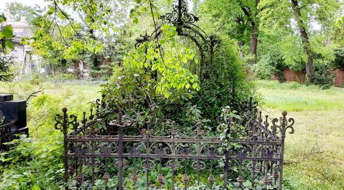 Friedhofssanierung am Bürgerpark lüftet Geheimnis um Straßennamen