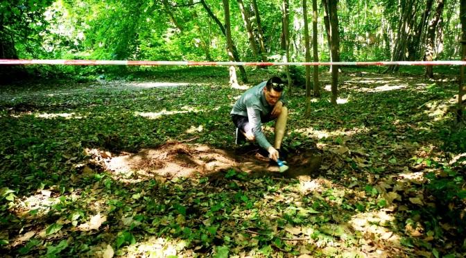 Auf den archäologischen Spuren der Elisabeth Christine